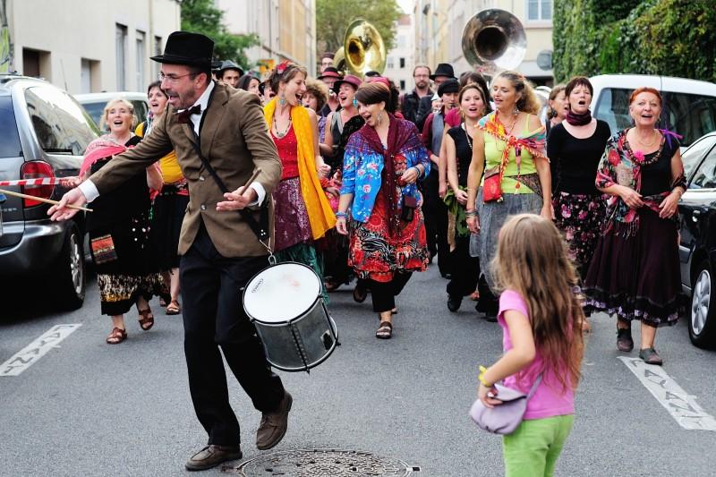 Festival vogue La Galère ©Brahim Boudjadja