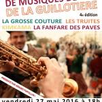 Festival Musique rue Guillotière 2016 light