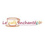 LOGO Le Café enchanté